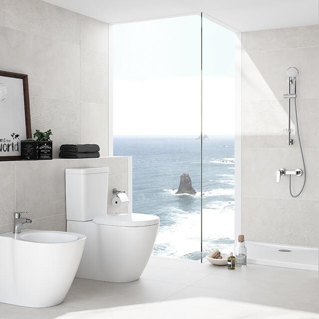 Proyecto baños y grifería ideal stardard