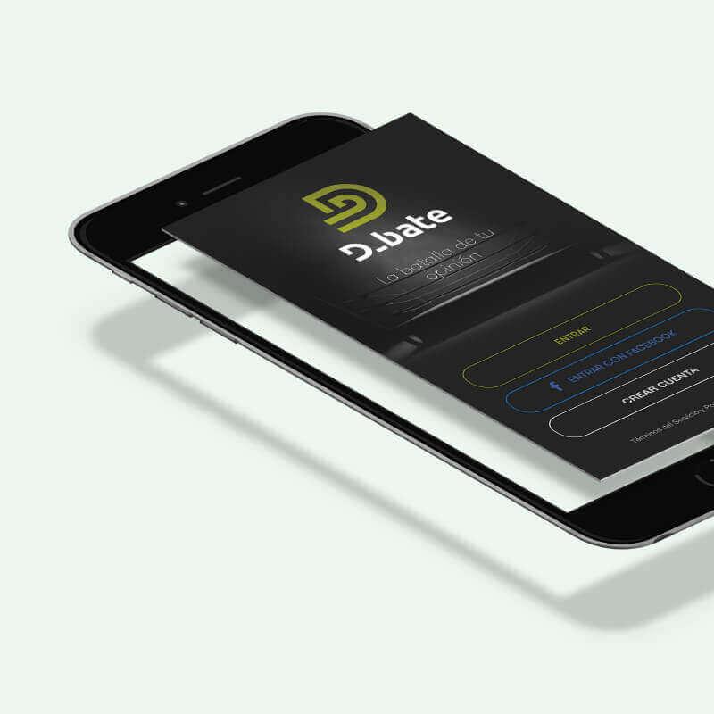Proyecto App Agencia creativa