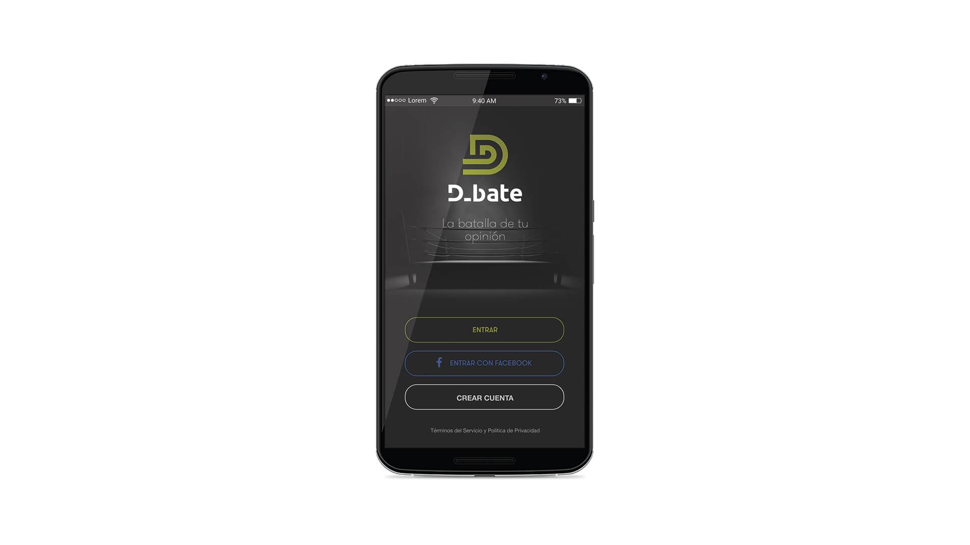 D-Bate App 2