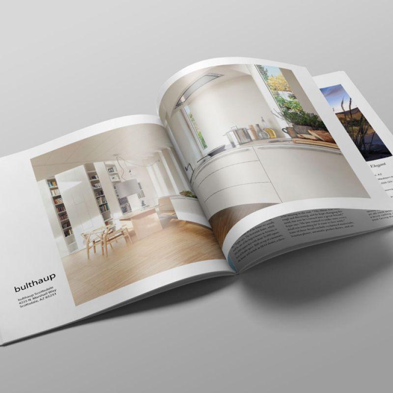Proyecto Catálogos Agencia creativa