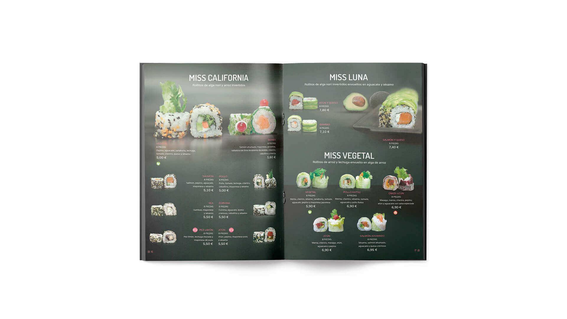 Miss Sushi 2