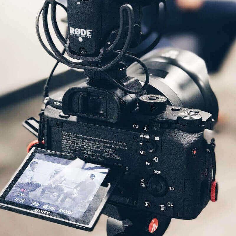 Proyecto Vídeo Agencia creativa